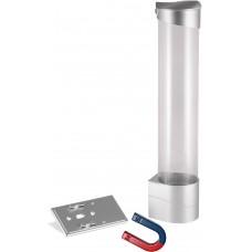 Стаканодержатель Aqua Work СН-1 на магните серебро