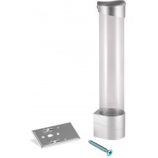Стаканодержатель Aqua Work СН-1 на шурупах серебро