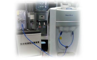 Санитарная обработка и дезинфекция кулеров