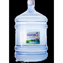 """Вода питьевая природная столовая """"Байдарская"""" 18.9 л"""